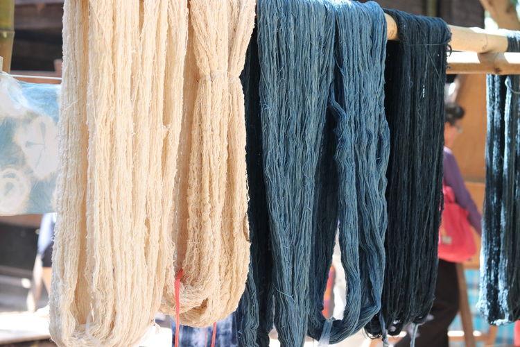 Cocoon Frabric Jim Thompson Farm Rural Thai Silk Thai Silk Worms Thailand Silks Close-up Cocoons Jim Thompson Silk Rural Scene Silk Thread