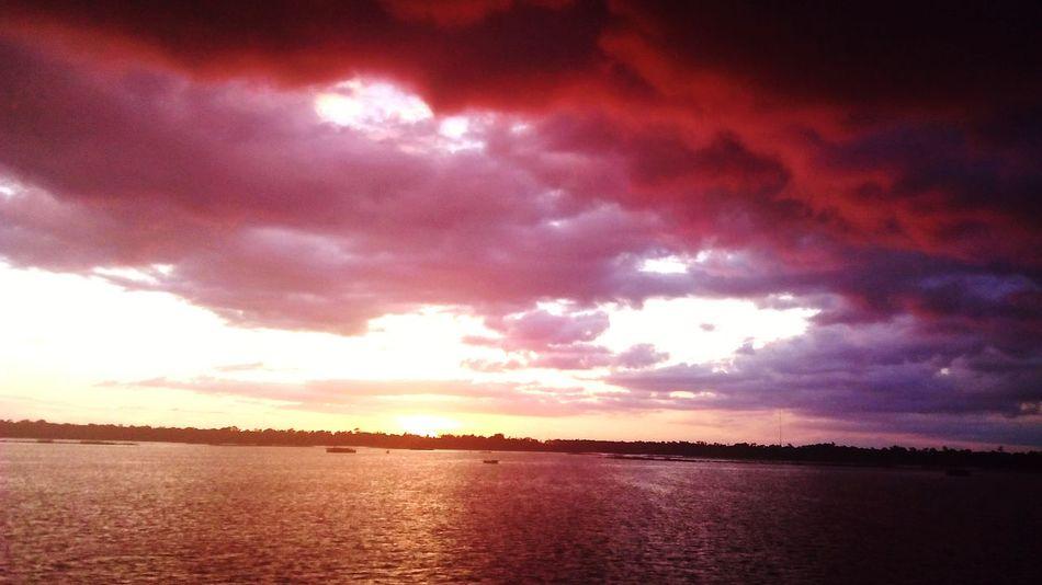 Yatch Life Living Life Lake Charles Louisiana Sunset