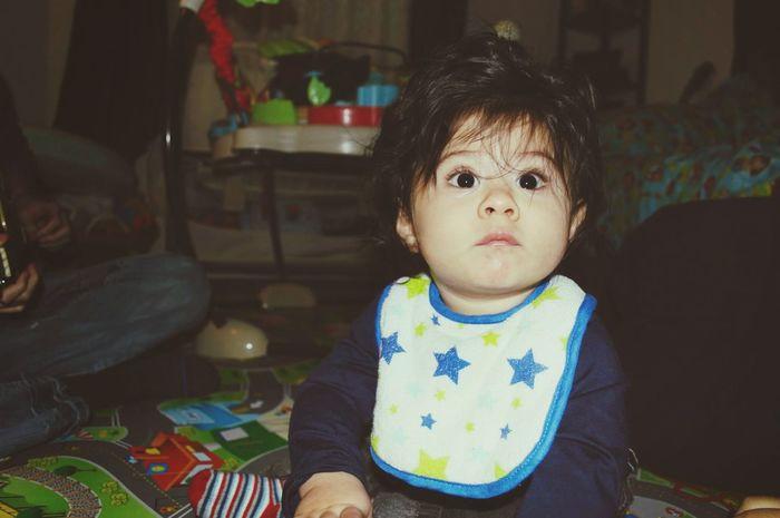 Those eyes. My Son :) Baby Daniel Six Months