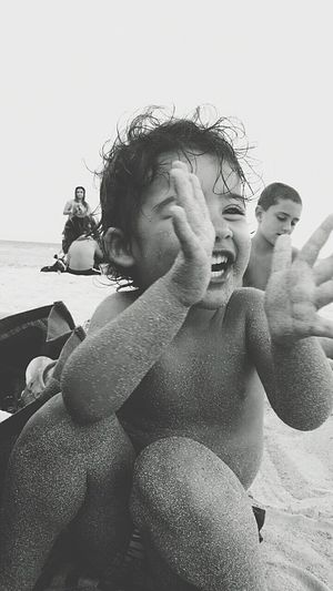 RePicture Growth HappyBirthday Littlecousin Child Childhood Blackandwhite Emotions Eye4photography  Portrait the beauty of Innocence Cute Love Seaside Relaxing Taking Photos Sweet Happiness Enjoying Life Laughing Hand Little