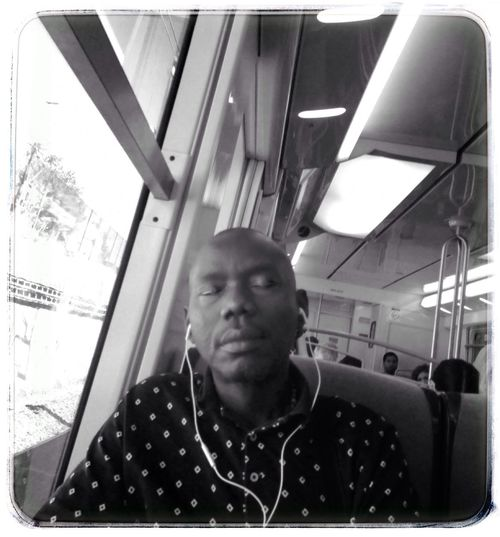 Cool People Watching Public Transportation Music