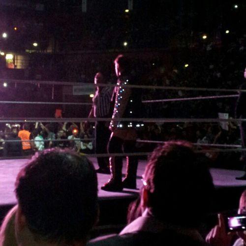 Y2J bling bling Wwe Raw Milan