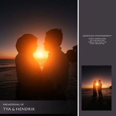 Prewedding of Tya & Hendrik Fotonesia Fotonesia_member Modelnesia Instawedding jj_editor_instafraner jj_insta jj_daily grayscalephotography