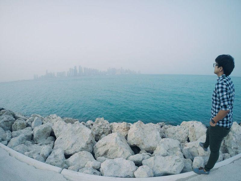 My Year My View Doha,Qatar Doha Skyline 2016