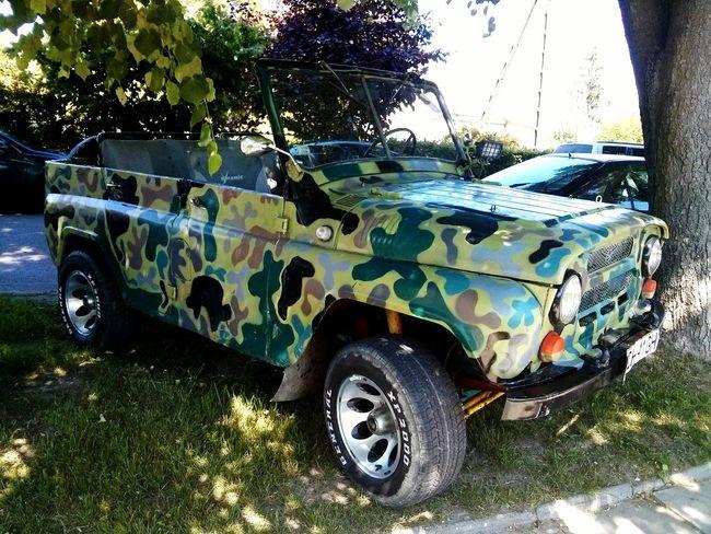 UAZ Nice Car