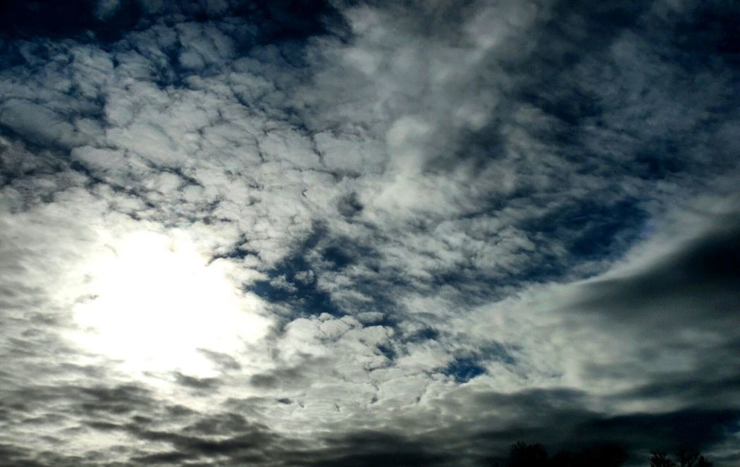 Clouds And Sky earth_collections Taking Photos Sunset #sun #clouds #skylovers #sky #nature #beautifulinnature #naturalbeauty #photography #landscape Alabama Nice Atmosphere Godscreation Showcase: January