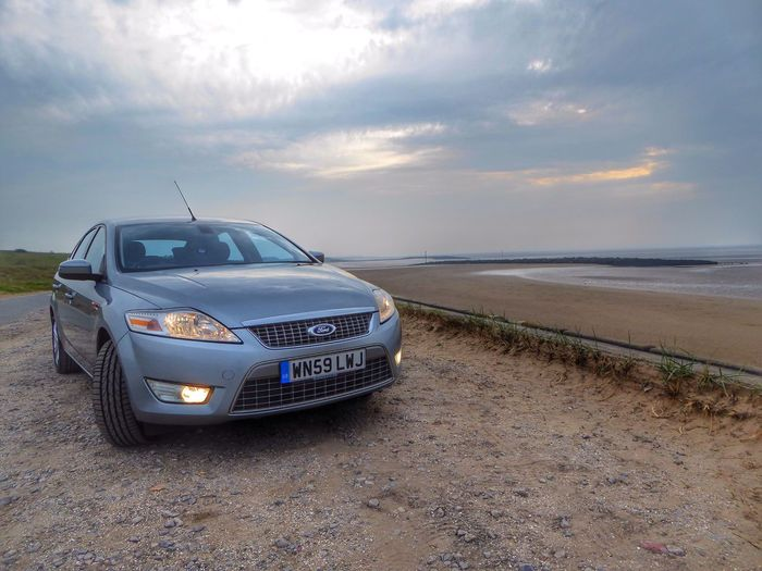 My pride and joy,Mondeo,my Baby 😊,sunset,view,beech, Taking Photos