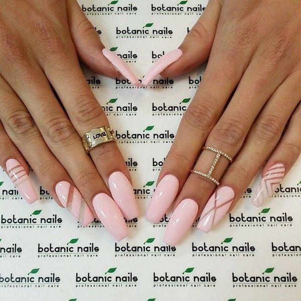 Nails Rosa Pinknails Fashion Beauty Pretty