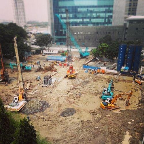 ALaM Nature Development Akurapopo Brezzzik Projeck Construction Love Erection ...