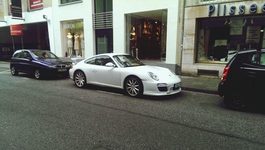 Porsche 911 Cars On Street Porsche Taking Photos