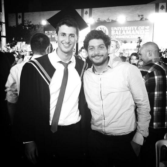 Graduation Brother Inlaws Proud