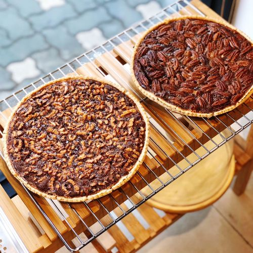 Delicious Pecan Pie Walnut Cake Food And Drink Food Freshness Still Life Sweet Food Indulgence Baked Cake Dessert Sweet Ready-to-eat Brown