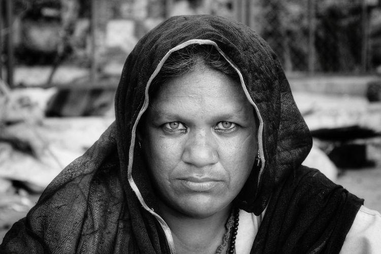 Black and white The Portraitist - 2018 EyeEm Awards