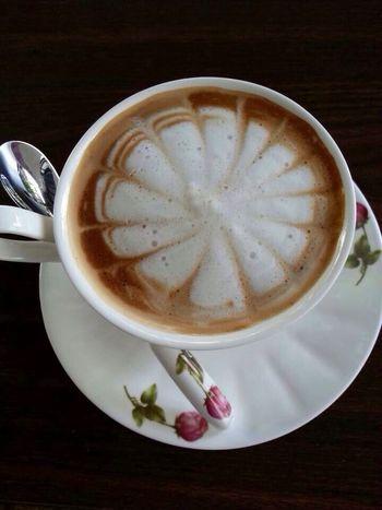1st Cosmffee Coffee ☕