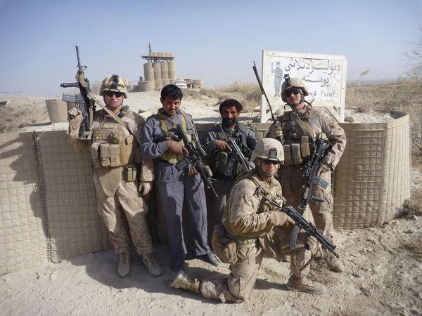 U.S. Navy USMC Infantry Corpsman