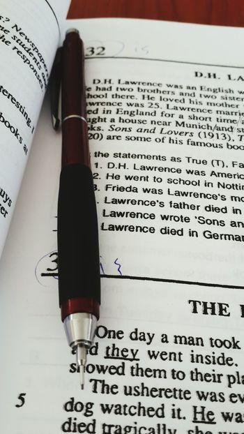 Pen Books Lesson Sucsess