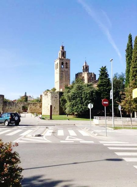 On A Break Later The Concert Spain♥ Sant Cugat Good Morning Beautiful People