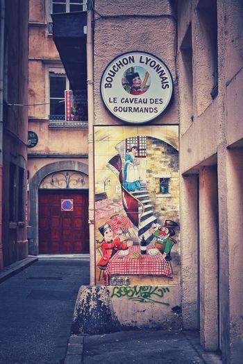 EyeEm Best Shots EyeEm Gallery EyeEmBestPics Showcase March EyeEm France Q Capture The Moment The Changing City Lyon I Love My City Fresque
