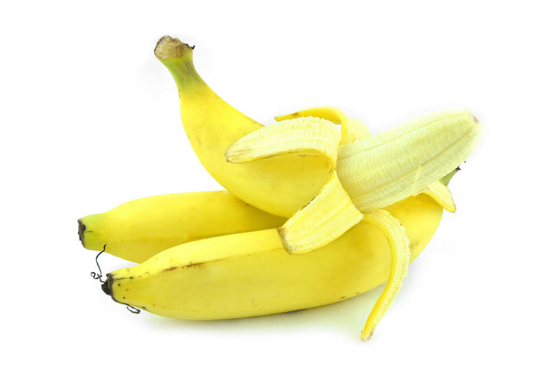 Ripe bananas peeled on a white background. Beautiful Breakfast Eating Juice Tissue Banana Banana Peel Calories Food Food And Drink Fresh Fruit Healthy Healthy Eating Nutrition Nutritious Peel Peeled Potassium Rejuvenation Ripe Skin Sweet Vitamin Yellow
