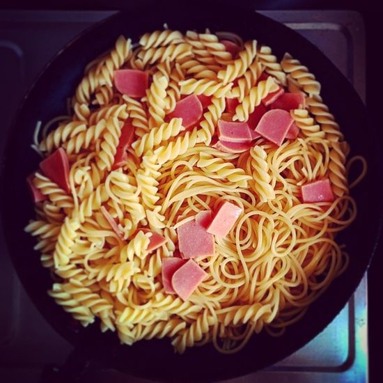 Spaghetti Todayslunch Whatsnext