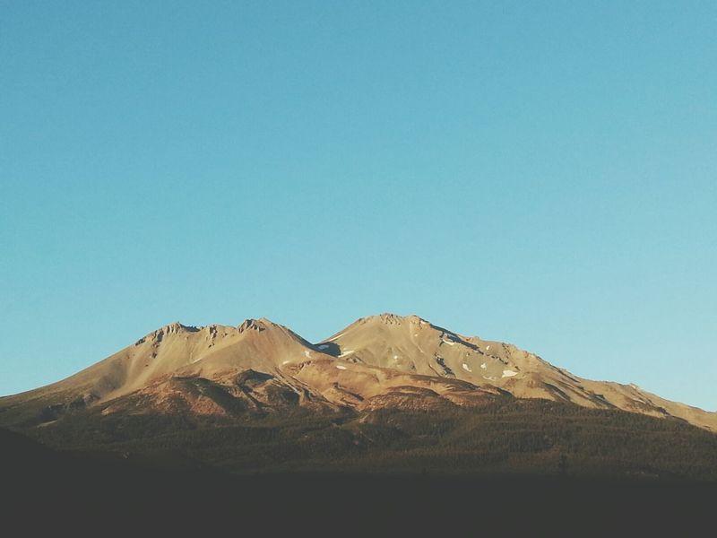 Mount Shasta Mountain Hiking