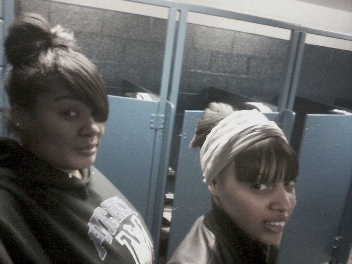 me nd Ashley again