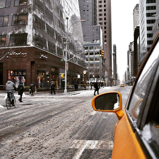 Exploring New York It's Cold Outside Battle Of The Cities Shades Of Winter