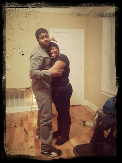 I love my bae!! 1-30-11 ♥