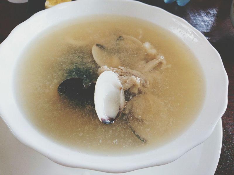 Hving A Soup a Sopa de Pescadores Food Photography Foodspotting Surinam