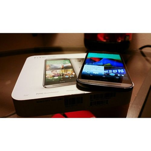 My little bro comes home from the Navy and this is what he gets Htconem8 Wemighttrade Justmaybe Forthefun lol