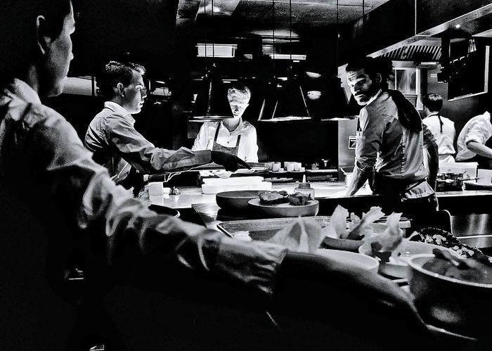 Food Working Night Chef Chefstalk Working Chef At Work Serving Food And Drinks Food And Drink Restaurant Foodporn Adam Toren Kitchen Adam Lookout Black & White Photography Plate Teamwork Cheff Cheflife Moon Restaurant