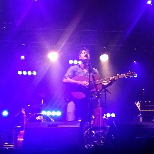 Seth lakeman live at Shrewsburyfolkfestival2014