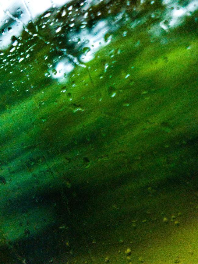 EyeEmNewHere Storm Rainy Day LastWeek Waytohome Stormy Weather Beauty In Nature Close-up Inthebus Eyeemphotography EyeEmwaterlover Mobilephotography Amateurphotography Glass Water Water On Glass
