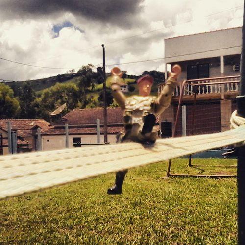 Quem vai? Quem vai?? Slacknoparquinho Slacktube Slacklife Slacklinemg Slackline Trickline Highline MG  Domingão Slackfly