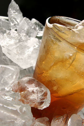 JAVA ICE TEA