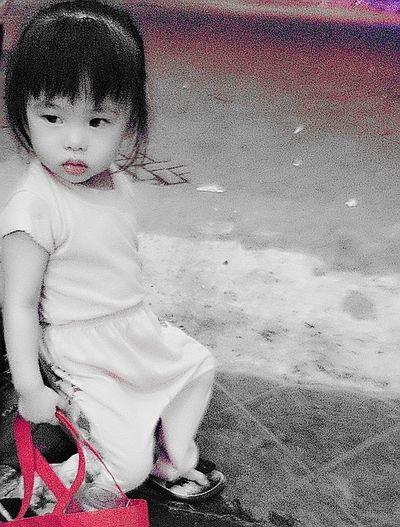 ... child of mine ...