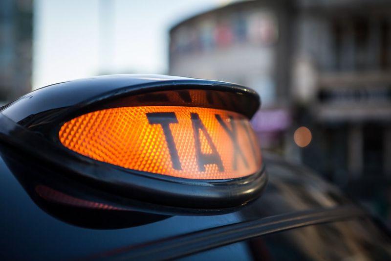 Taxi London Cab