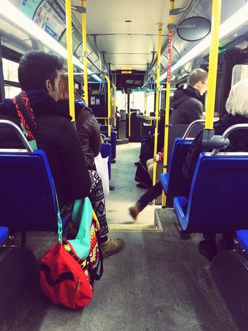 My Daily Commute London Ontario LondonOntario Bus Busrides
