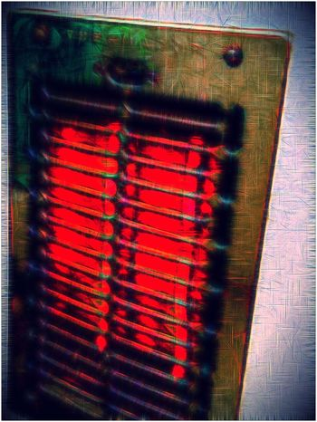 Thermador Heater Bathroom Pic Still Life Abstract Mixedmedia Old Heater