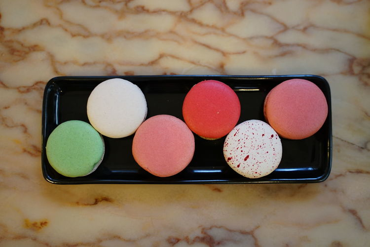 Macaroon Cake Sweet Bakery No People No Person Day Multi Colored Palette Variation Close-up Food And Drink Dessert Sweet Food Cupcake