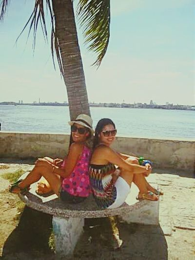 Best Friends Miss Her That Was In Cuba! Enjoying Life Nostalgia Good Memories 💖👭