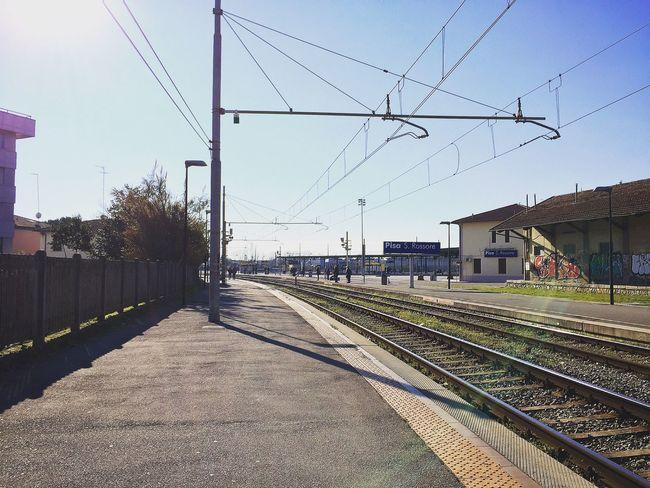 🚉 . Pisa Railwaystation Italia My Student Life Travel Igersitalia Igerspisa Igers