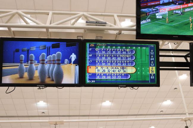 Bowling alley, Zaid Sport City in Abu Dhabi- United Arab Emirates Abu Dhabi Bowling Alley Bowling Balls Bowling Screen Bowling Time Bowlingnight Zaid Sport City