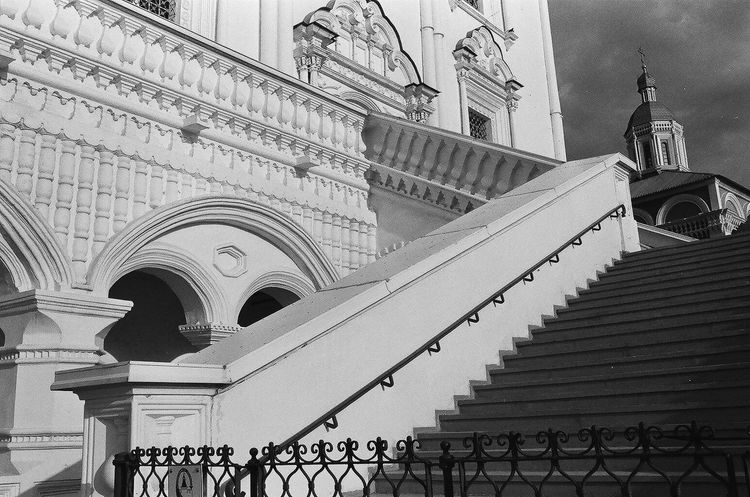 Architecture Astrakhan Astrakhan_tourism Christianity Church Church Tower Kremlin Religion And Beliefs Religious Architecture