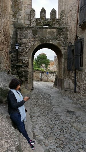 Trujillo medieval. Taking Photos Enjoying Life Arquitectura Medieval Pueblos De España