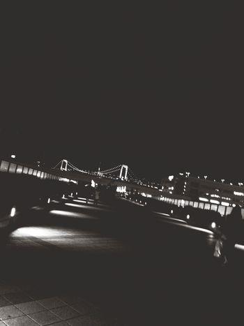 Rainbow Bridge Good Night World Tokyo