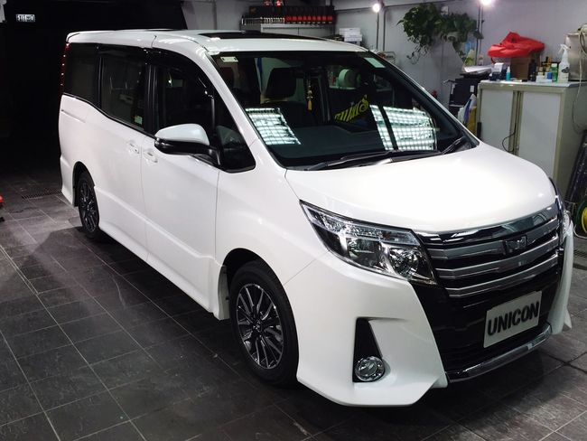 Unicon Pro Shop Toyota Toyota Noah