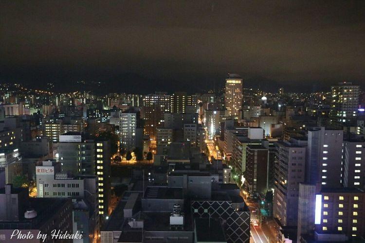 夜景 Sapporo NORUBESA 観覧車 Ferris Wheel