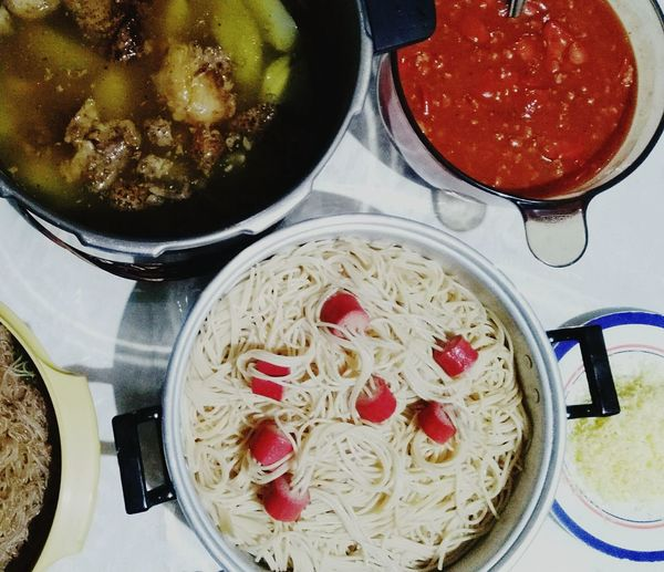 Birthday Party Food Healthy Eating Simple Celebration Asian Asian Foods Filipino Dish Pinikpikan Foodies Spaghetti Yum