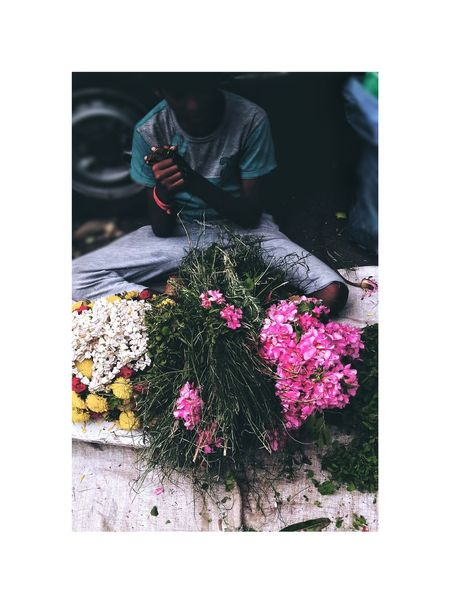 Only Men People Adult One Person One Man Only Adults Only Day Outdoors Flower Real People Working Men Moodygrams Indiaincredible Streetsofindia👣 EyeEm Selects Indiaclicks India_ig Indianphotographer India_gram Gameofcolors Streetphotography Market Street Indianphotography Cityscapes